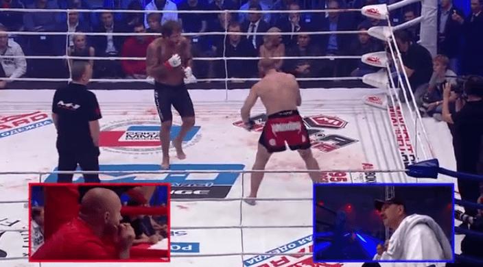 Alexander Emelianenko vs. Glukhov mma