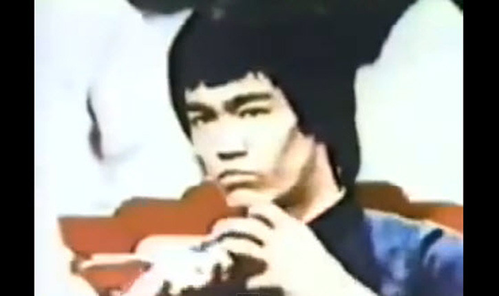 Bruce Lee jeet kune do.