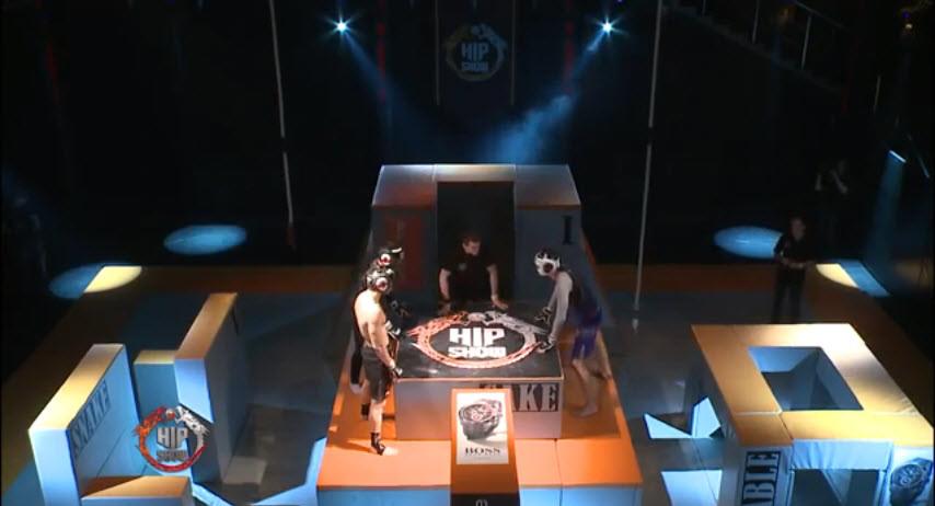 Arena Combat hip show.