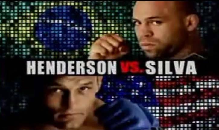 Wanderlei Silva Vs Dan Henderson Pride 33.