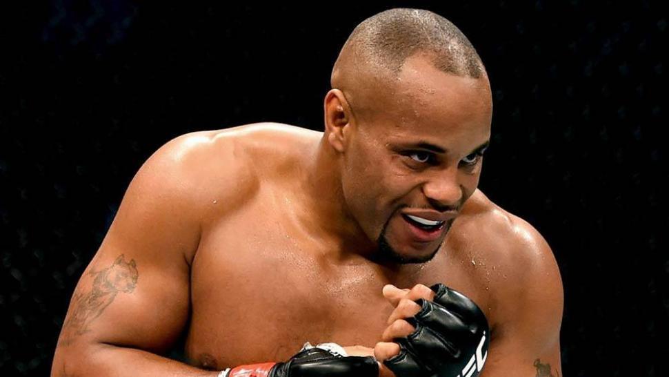 Daniel Cormier Ufc Light Heavyweight Champion.