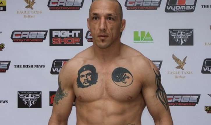 Rodney Moore Mma Fighter Interview.
