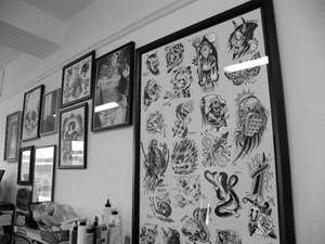 Studio Wall Tattoos.