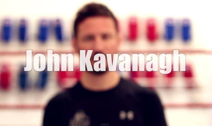 John Kavanagh.