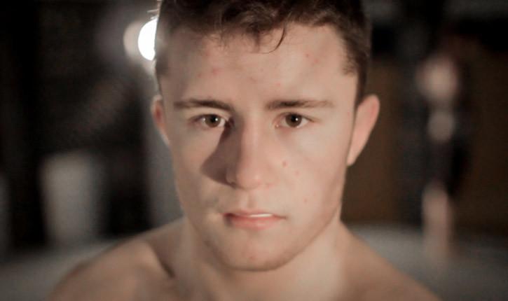 James Gallagher Irish MMA fighter.