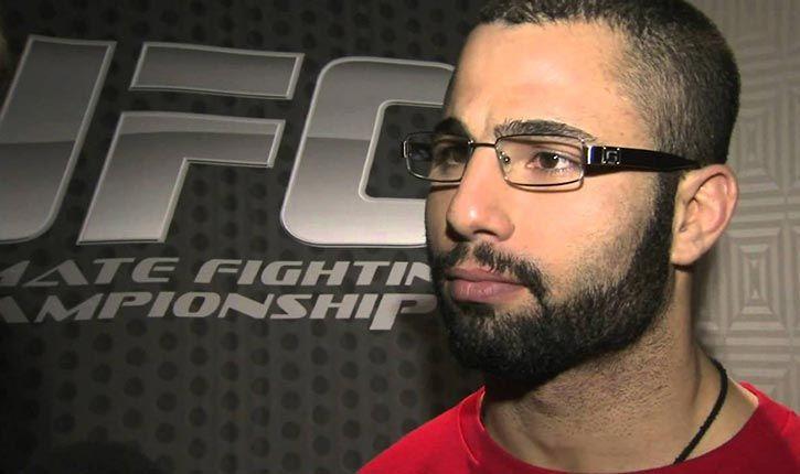 John Makdessi UFC fighter.