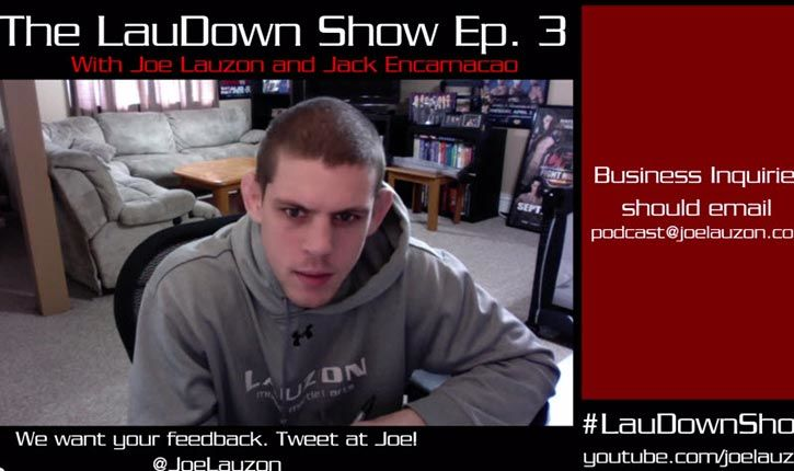 LauDown Show Episode 3.