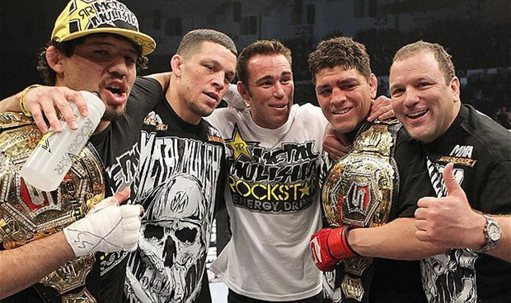 The Skrap Pack Returns To Ufc Competition.