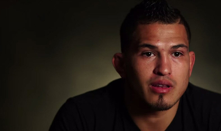 Showtime Anthony Pettis UFC 185 interview.