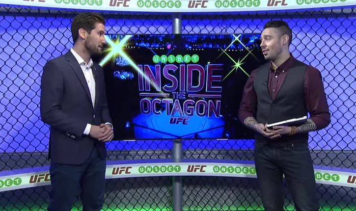 UFC 185 Gooden and Hardy breakdown.