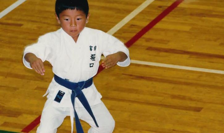 Kyoji Horiguchi Countdown to UFC 186.