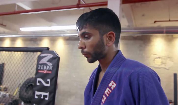 The White belt story documentary.