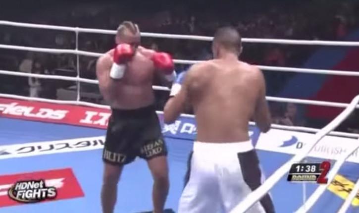 Knockouts in sport.