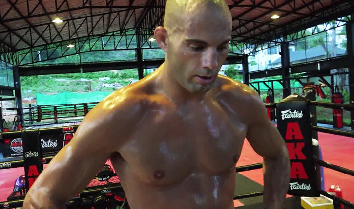 Mike Swick UFC 189 the comeback Episode 03.