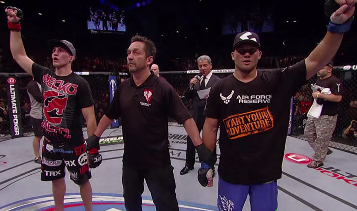 Countdown to UFC 189 Lawler vs MacDonald.