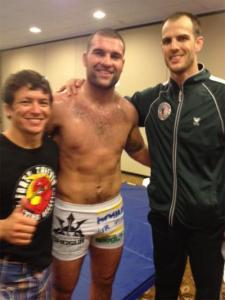 Shogun Rua UFC light heavyweight fighter.
