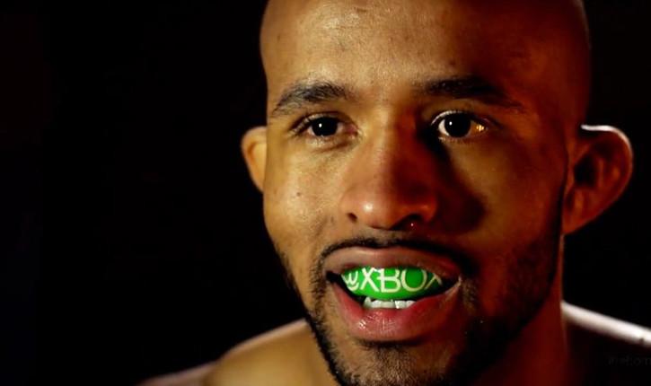 Demetrious Johnson UFC flyweight champion.