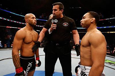 UFC 191 Demetrious Johnson vs john Dodson.