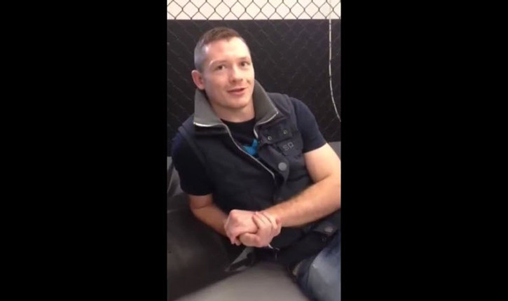 Joseph duffy on ufc dublin and Dustin Poirier.