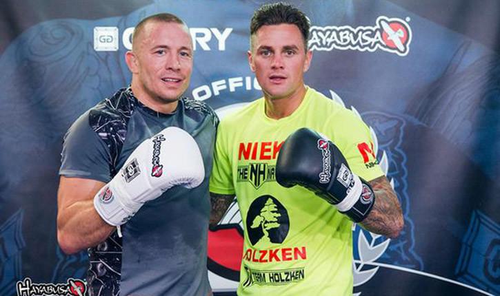 Nieky Holzken quá già để đến với MMA