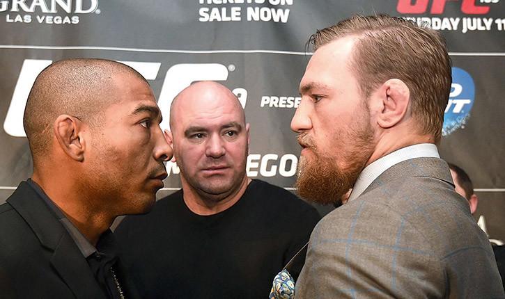 UFC 194 confirmed conor mcgregor vs Jose aldo.