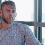 UFC 192 Alexander Gustafsson interview.