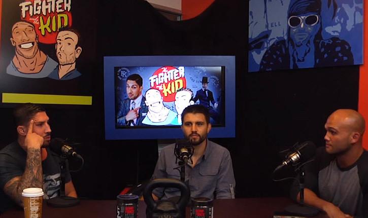Robbie Lawler & Carlos Condit interview.