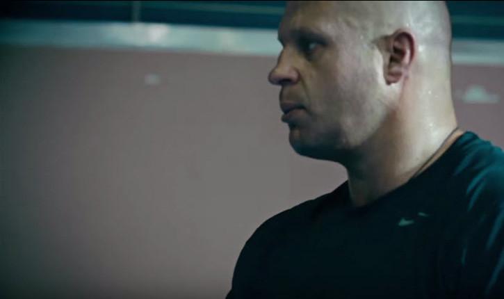 Fedor Emelianenko MMA training 2015 training video.