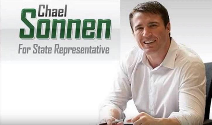 Chael Sonnen talks Rousey Holm UFC.