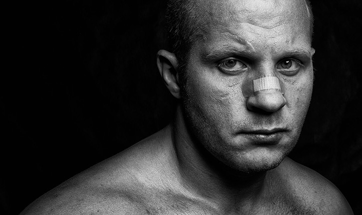 Rizin tournament Japan Fedor Emelianenko .