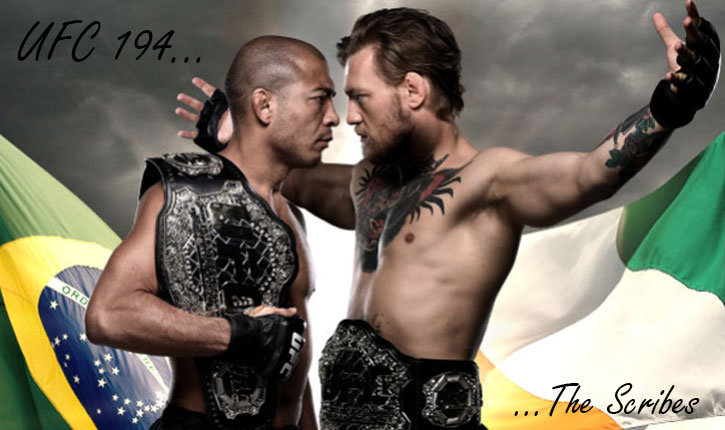 Ufc 194 Writers Opinion And Predictions