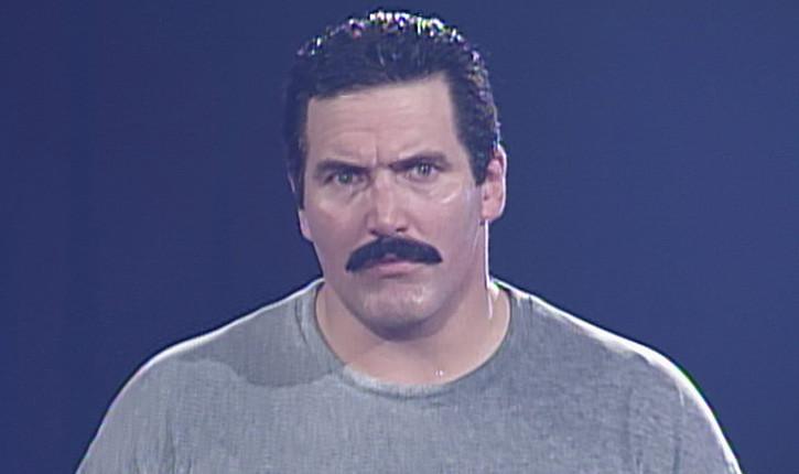 Dan severn ufc heavyweight champion walkout.