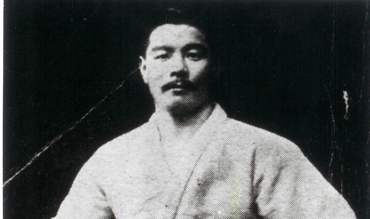 Toughest man Maeda brazilian jiu jitsu master.