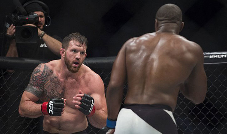 Ryan Bader ufc new jersey fight night.