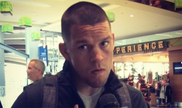 Nate Diaz discusses Strategy to beat Conor McGregor.