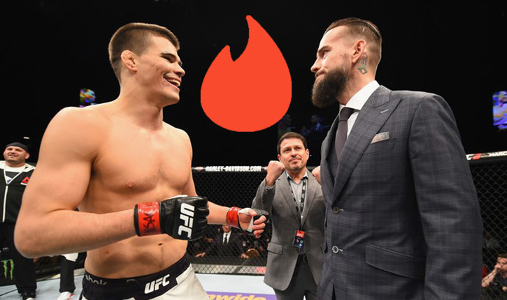 CM Punk faces Mickey Gall UFC 199?