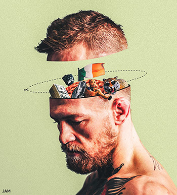Conor Mcgregor Don't Think Like I Think.