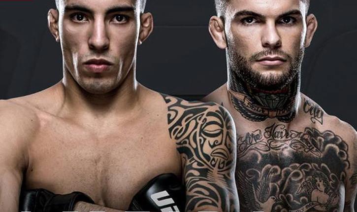 Cody Garbrandt vs. Thomas Almeida UFC Fight Night 88