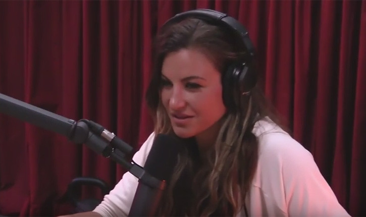 Miesha Tate Talks Ronda Rousey from Joe Rogan Experience 794.