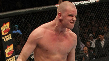 Stefan Struve ufc heavyweight fighter.