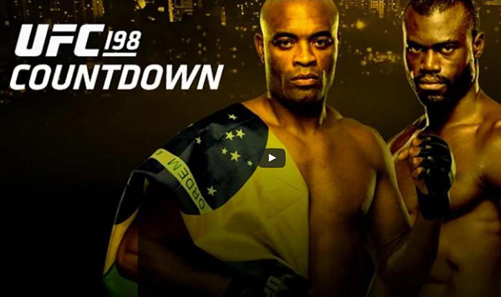 UFC 198 Countdown Anderson Silva vs Uriah Hall