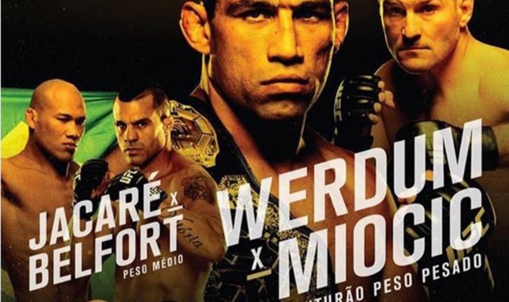 UFC 198 preview Steven Rao.