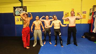 Team Caveman Members In Gorey Wexford.