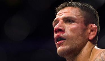 Rafael Dos Anjos UFC lightweight.