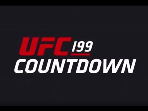 Ufc 199 Countdown Bisping Vs Rockhold.