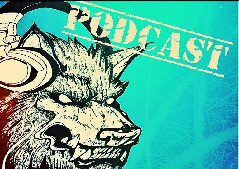 Strange wolves podcast June.