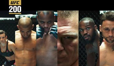 UFC 200 damiel cormier vs jon jones 2.