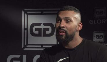 GLORY32's Chi Lewis-Parry goes in on Maurice Greene, Rico Verhoeven and UFC's Jon Jones