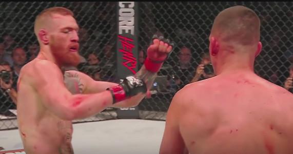 UFC 202 Nate Diaz vs Conor McGregor 2 promo.