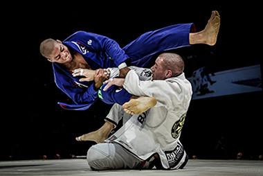 No Brazilian jiu jitsu in Olympics.